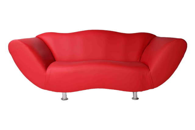 Ole Double Seater Red