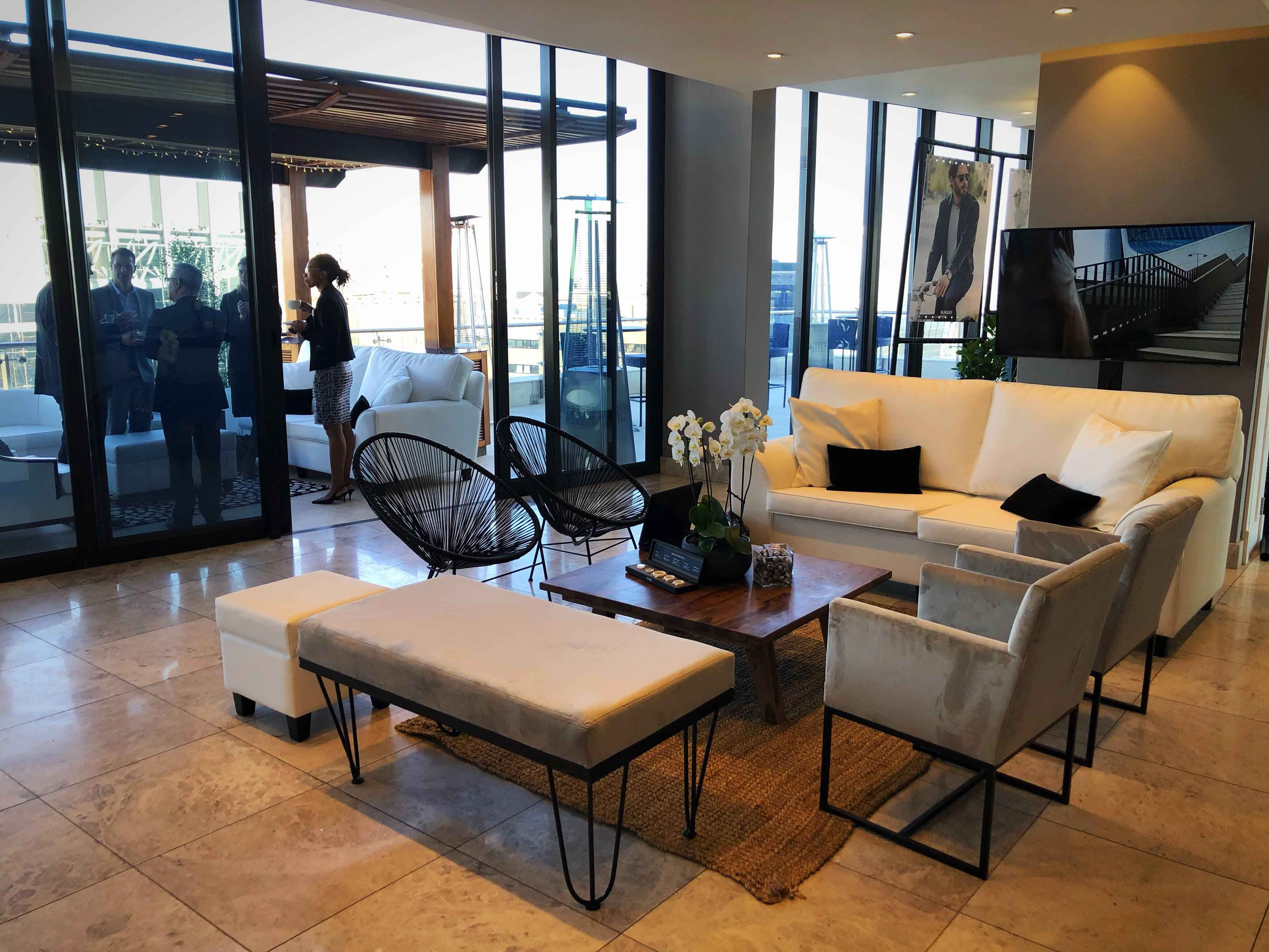 The Loud Group – Corporate Events – Inspire Furniture – Furniture Rentals (3)