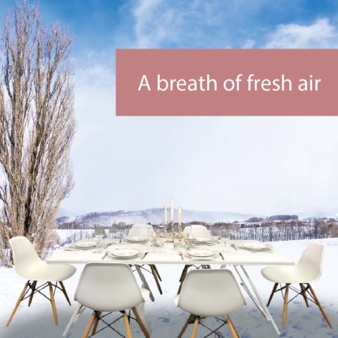 Bloom! - A Breath of Fresh Air - Spring Event Furniture