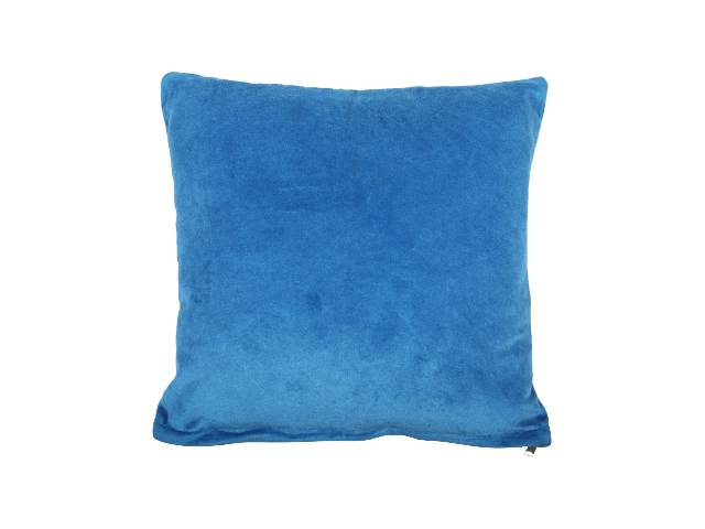 Scatter Cushion - Pantone Colour of the Year 2020 - Classic Blue